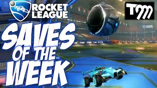 Rocket League - TOP 10 SAVES OF THE WEEK #47