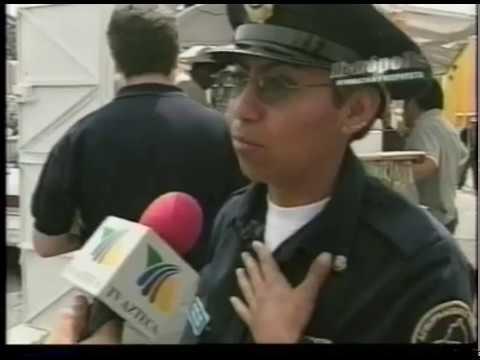 Eduardo Hernández POLICÍAS CORRUPTOS INFRAGANTIS