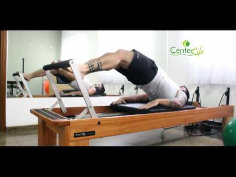 Pilates Tonificação Muscular - Flávio Davanzo Clínica Center Life
