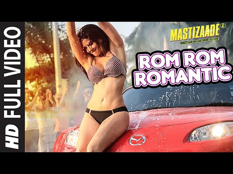 Xxx Mp4 Rom Rom Romantic FULL VIDEO SONG Mastizaade Sunny Leone Tusshar Kapoor Vir Das TSeries 3gp Sex