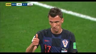 Argentina vs Croatia 0-3 full highlights 21/06/2018 world cup Russia