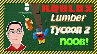 ROBLOX Lumber Tycoon 2: Training and Tutorial (with Friends Kayden, Coollate and James)