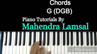 Sab Tera ......Piano Tutorials