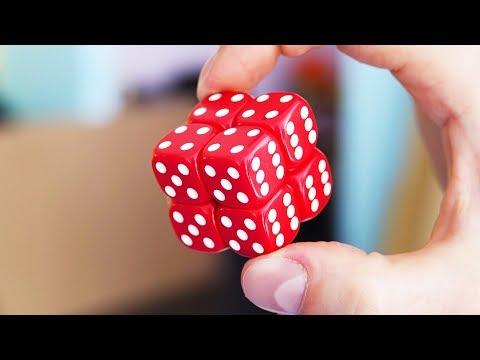 DIY Infinity Fidget Cube The BEST TOY EVER