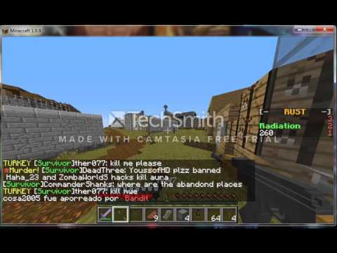 servidor rust v2 PvP Faill