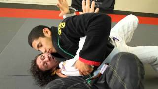 Kurt Osiander's Move of the Week - Escape from Kesa - Gatame