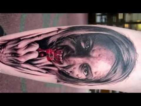 Scary 3D Tattoos Amazing Tattoo Designs HD