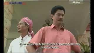 Ibrohim & Jaapor sedih   Masihkah Ada Ramadan Episod 4