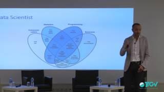 Data Science in Turkey   Assoc. Prof. Özgür Özlük
