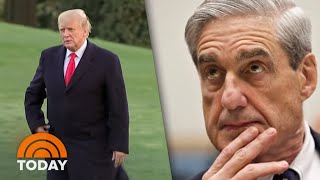 Mueller Report: Dems Look For Options; President Donald Trump Declares 'Back To Work' | TODAY