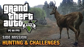 GTA+5+PC+-+Hunting+%26+Challenges