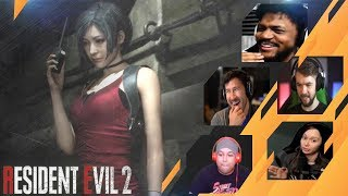 Gamers Reactions to Ada Wong