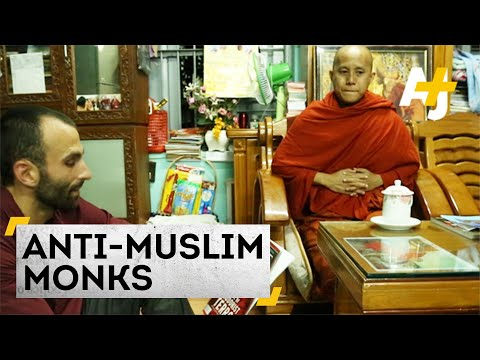 Xxx Mp4 Myanmar S Anti Muslim Monks AJ Docs 3gp Sex