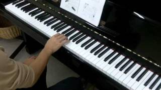 John Thompson's Easiest Piano Course Part 1 No.11 Marching Up and Down (P.20)