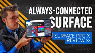Surface Pro X Review: Looks Like A Laptop, Acts Like A Smartphone