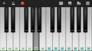 Broken angle (Perfect piano)