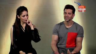 Exclusive Interview Hrithik Roshan & Yami Gautam | Kaabil ! New Video Part -1