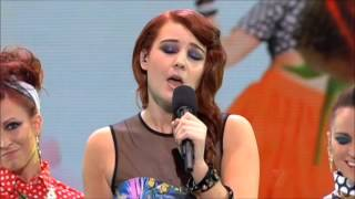 Bella Ferraro - 'Big Yellow Taxi' - The X Factor Australia 2012 - Episode 17, Live Show 3, TOP 10