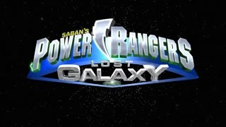 Power Rangers Lost Galaxy (Season 7) - Opening Theme
