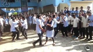 Flashmob at musaliar college by HRZ
