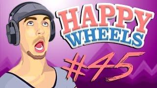 Happy Wheels - Part 45 | SO MANY SEXY FACES