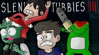 FÁBRICA DEL HORROR Y SLENDYTUBBIE HULK! (Slendytubbies 3 Funny Moments con Amigos)