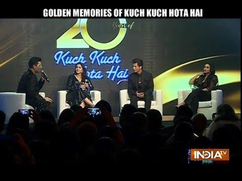 Xxx Mp4 Karan Johar Relives Kuch Kuch Hota Hai Memories With SRK Rani And Kajol 3gp Sex