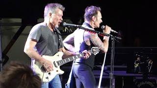 Van Halen Live Nikon Theater at Jones Beach. 8/15/15 ENTIRE SHOW