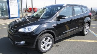 Review and Test Drive: 2015 Ford Kuga Zetec