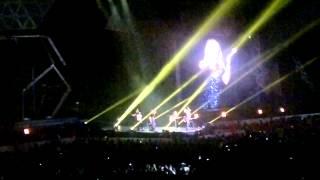 Shakira gypsy BAKU 2012