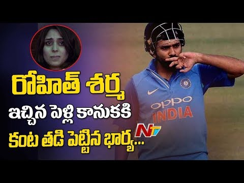 Xxx Mp4 Rohit Sharma's Wife Ritika Sajdeh In Tears After He Hits 3rd Double Hundred NTV 3gp Sex