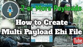 How to Create Multi Payload Ehi File