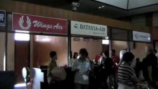 Maumere And Bali Airport Information, Indonesia