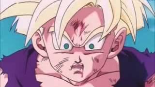A Melhor cena de Dragon Ball Z (1994) - Muito emocionante