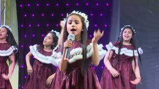 قناة اطفال ومواهب الفضائية حفل السلام مول بصامطة