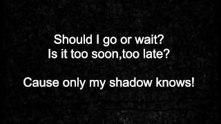 Shadow-Austin Mahone lyrics video