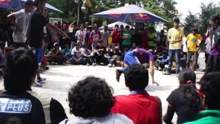 Freeze 2013- Black ice Crew vs PSD(delhi)