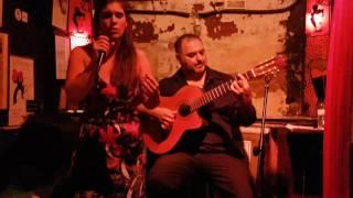 Serenata para la tierra de uno. Ana Reich y Claudio César.
