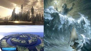 WHOA!! Google Earth Just Discovered Atlantis!!? Experts Baffled 3/20/2017