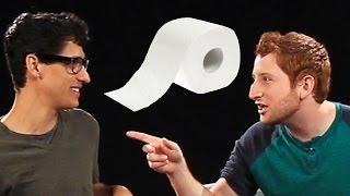 The Wipe Debate: Sitters Vs. Standers