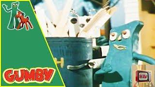 GUMBY | Original | ROBOT RUMPUS