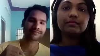 Thavamindri kidaitha varame shot Singing Geethanjali & sriram