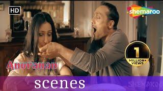 Anuranan - Romantic Scene Compilation