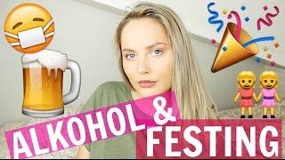 MINE TANKER OM FESTING OG ALKOHOL. - Jentekveld med Sanne