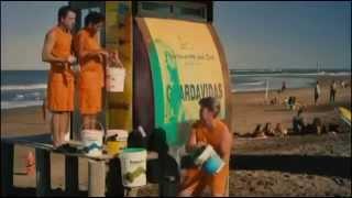 """Película completa en español latino de """"Bañeros 4: Los rompeolas"""""""