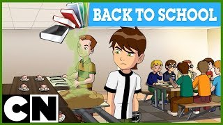 Back To School Compilation 📚 | Cartoon Network