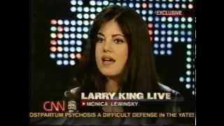Monica Lewinsky on Larry King Live