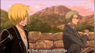 One Piece Film Z- Luffy haki