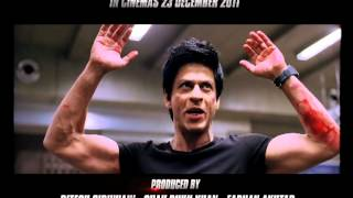 Bollywood Kingh khan SRK super hits movie Don2 hindi flim