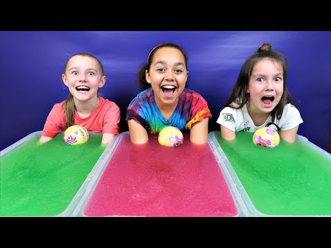 GELLI BAFF TOY CHALLENGE GAME! LOL Surprise Baby Dolls #2 | Toys AndMe